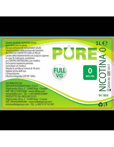Pure-FULL VG 1000 ML