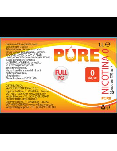 Pure-FULL PG 1000 ML