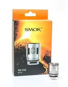 SMOK TFV8 V8-T10 Coils 0.12...