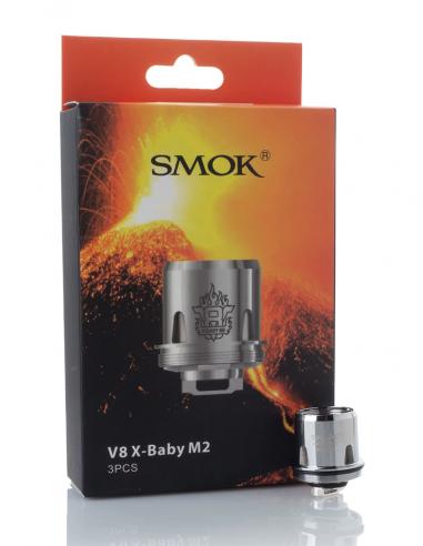 SMOK V8 X-Baby M2 Coils 0.25 ohm [3...
