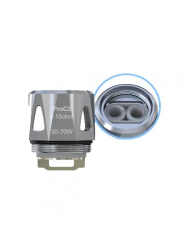 Joyetech Pro C2 DL Head Coil 0.15 ohm...
