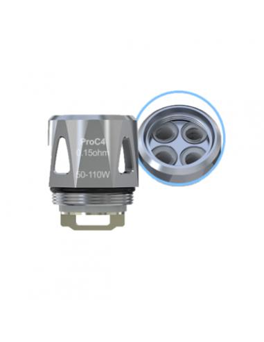 Joyetech Pro C4 DL Head Coil 0.15 ohm...