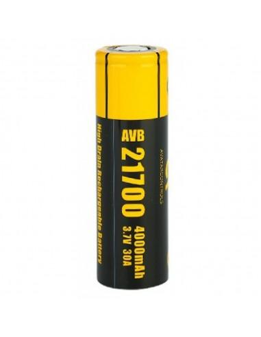 Avatar AVB 21700 Battery 4000mAh 30A