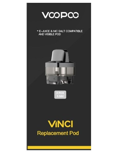 VOOPOO - VINCI POD Cartuccia 5,5 ML...