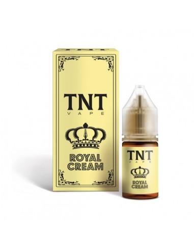 TNT VAPE Aroma Royal Cream - 10ml