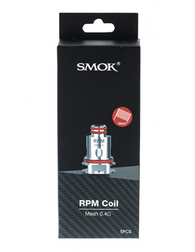 Smok - RPM 40 Coil 0.4ohm  [5 pezzi]