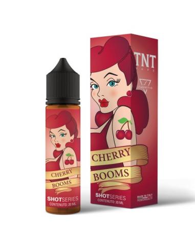 TNT Vape - Aroma Shot - Cherry Booms...