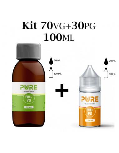 PURE - Kit per Base 70/30 100ml