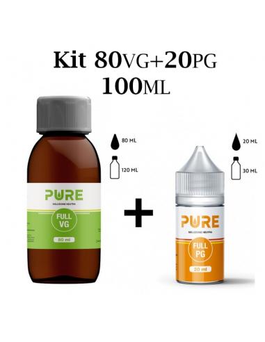 PURE - Kit per Base 80/20 100ml