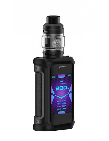 GeekVape - Aegis X 200W TC Kit + Zeus...