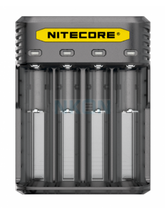Nitecore - Caricabatterie...