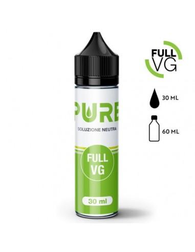 Pure-FULL VG 30 ML- Bottiglia da 60 ml