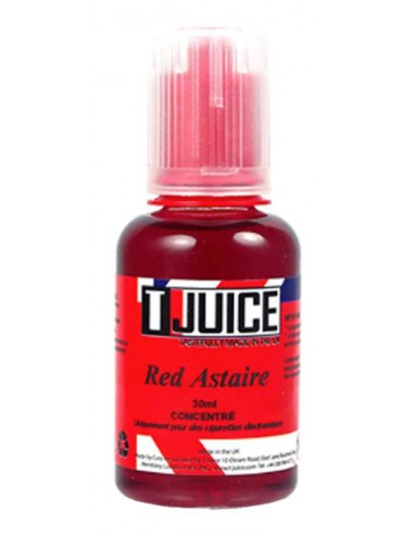 """T-Juice Aroma """"Red Astaire""""- 30ml"""