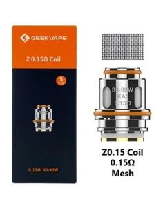 GeekVape - Coil Z0 0.15ohm...