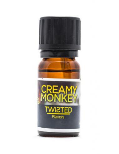 "Twisted Vaping Aroma ""Creamy Monkey""-..."