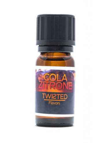 """Twisted Vaping Aroma """"Cola-Zitrone""""-..."""