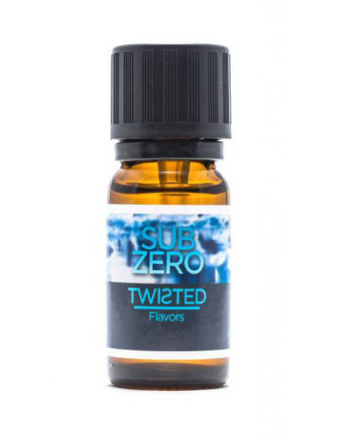 """Twisted Vaping Aroma """"Sub Zero""""- 10ml"""